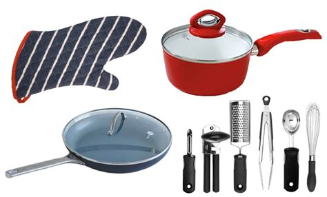 basic kitchen supplies five must have items in a mini flat tolet insider