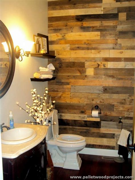 pallet wood accent wall accent wall made out of pallets pallet wood projects
