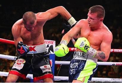Canelo Alvarez Kovalev Sergey Garcia Vs Boxing