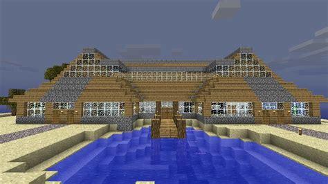 massive mansion minecraft map