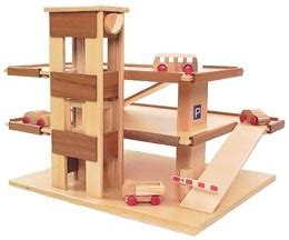 wooden toy garage plans  plans diy   build