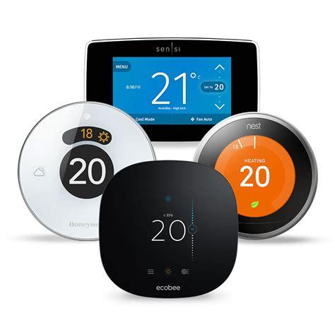 smart thermostats energy efficiency alberta