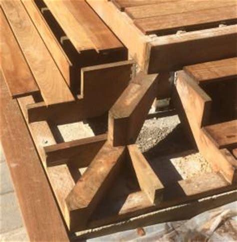 Installing Deck Steps