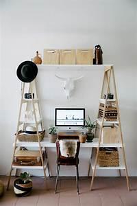 Kreative Ideen Für Zuhause : 31 sehr kreative schreibtisch ideen ~ Markanthonyermac.com Haus und Dekorationen