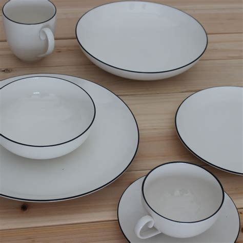 Set Keramik by Keramik Geschirr Set Western Stil Bone China Geschirr Set