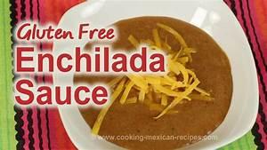 Gluten Free Enchilada Sauce Best Mexican Food Rockin