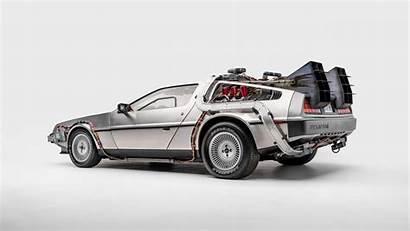 Delorean Future Dmc 4k Cars Museum Science