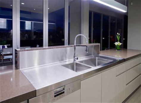 kitchen sinks brisbane custom kitchen sink design brisbane photo interiors by 2986