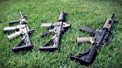 Rifle Assault Wallpapers Ar M16 Guns Airsoft