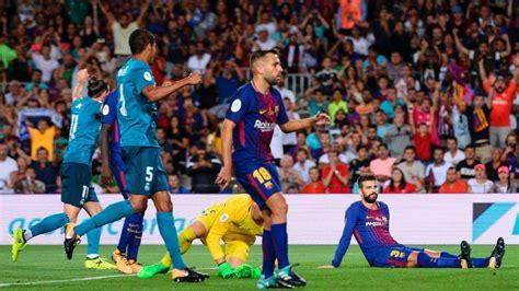 Real Madrid – Barcelona. LiveStream, Broadcast / Football. Spain. Primera Division / 23 April 2017 / LiveTV