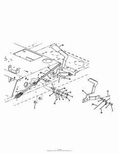 Mtd Ztl7500 17al3agv099  247 25003   2012   17al3agv099  2012  Parts Diagram For Brake