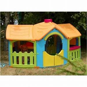 Maison Jardin Pour Enfant : maison de jardin pour enfant villa grandiosa ~ Premium-room.com Idées de Décoration