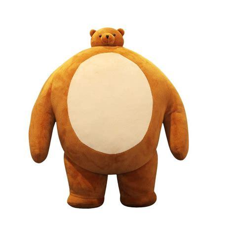 Tiny Headed Kingdom Pip Old Teddy Bears Bear Weird
