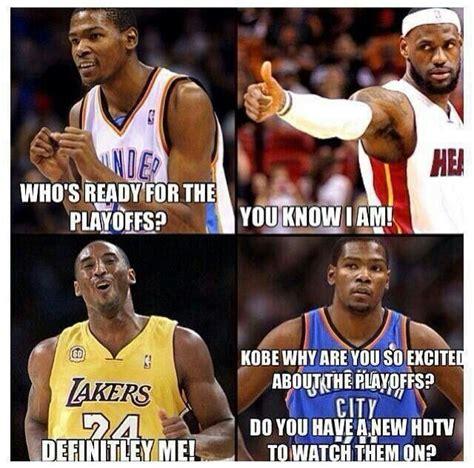 Nba Funny Memes - funny basketball on kevin durant thunder and air max