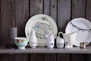 Porzellan Bemalen Vorlagen : do it yourself porzellan bemalen living at home ~ Orissabook.com Haus und Dekorationen