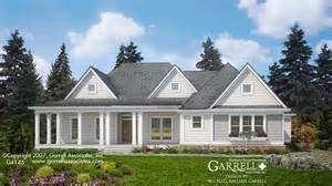 cottage plans woodbury cottage house plan house plans by garrell associates inc