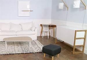 la mode et mon canape cuir canape show With tapis ethnique avec canapé d angle tissu et cuir leandro