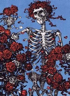 skull  roses  tumblr