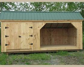 10 X 16 Wood Shed Plans by 10x16 Shed Plans Equipment Storage Shed Woodshed Plans