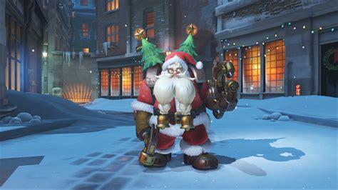 character skins  overwatchs winter wonderland event