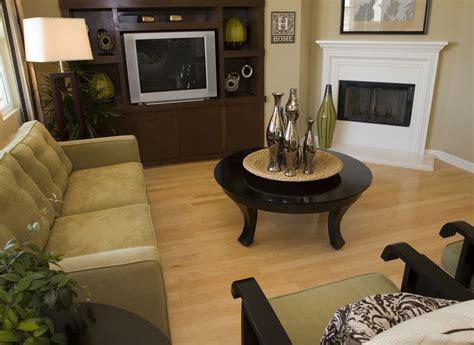 The Best Choice of Light Hardwood Floors with Dark