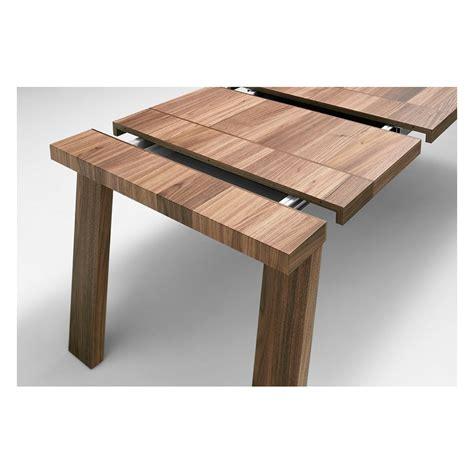 rangements cuisine table extensible en bois maxila