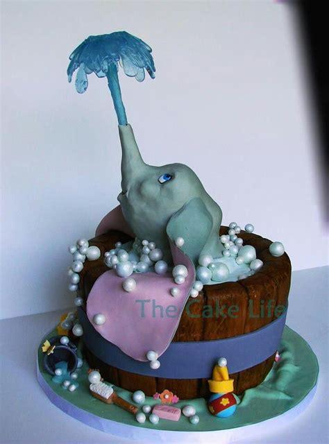 Dumbo Baby Shower - dumbo baby cake disney babies cakes and