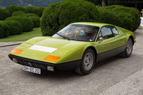 There were two important novelties on this car: 1973 - 1976 Ferrari 365 GT4 BB - Images, Specifications and Information