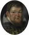 Portrait of Christian II (1583-1611), Elector of Saxony ...