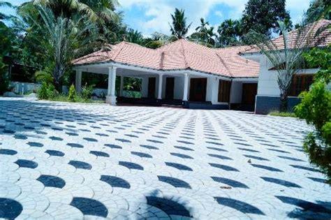 Boat Song Designer Studio Kottayam by Kerala Yard Pavement Tiles Studio Design Gallery