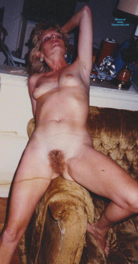 Karen Posing Nude During 1990s All Amateur November
