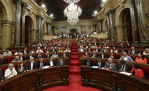 Catalonia Parliament Votes for Oct. 1 Referendum on Split ...