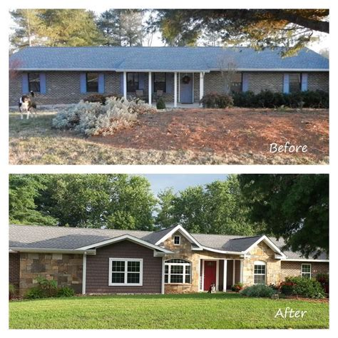 remodeled ranch homes