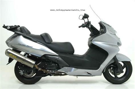 honda silverwing 400 echappement moto honda silverwing 400