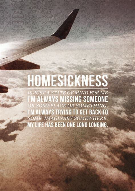 home sickness collection  inspiring quotes sayings