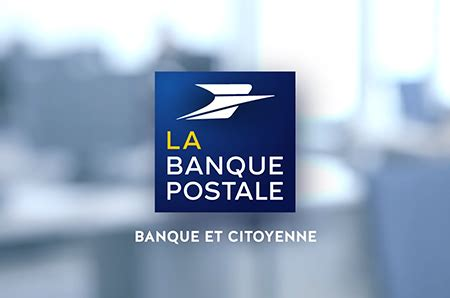 plafond ccp banque postale un logo modernis 233 pour la banque postale comedie