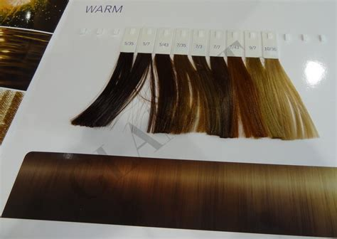 Hair Colour Wella Illumina Color