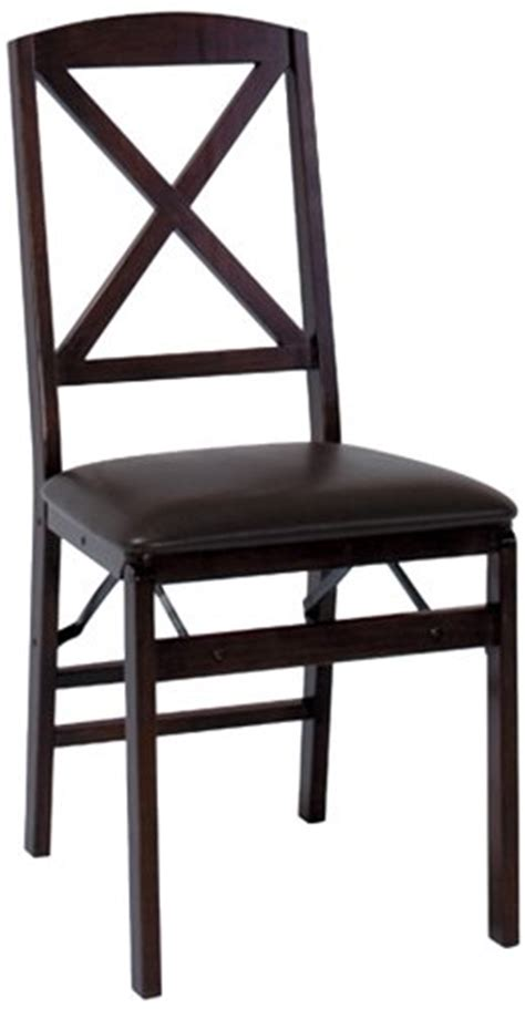 cosco premium wood folding chair cosco 2 pack wood folding chair with vinyl seat and x back