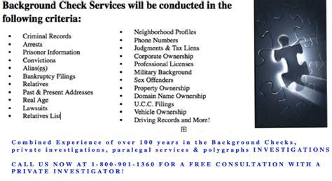 Free Criminal Background Check California We Do Background Checks In Orange County California