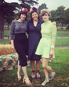 Poppy Chancellor with Kirstie Allsopp and Rosy Nicholas at ...