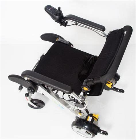 folding mobility aid electric wheelchair kd smart chair
