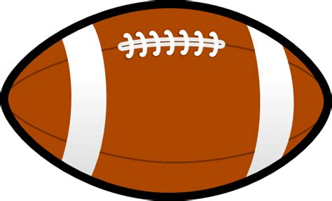 Ball Football Clip Art At Clker.com