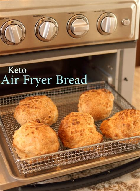 What gives this bread a unique flavor and texture is that we add some peanut flour in this mixture for a delicious and. Air Fryer Bread - Maria Mind Body Health