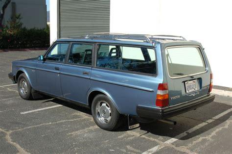 volvo  wagon gl