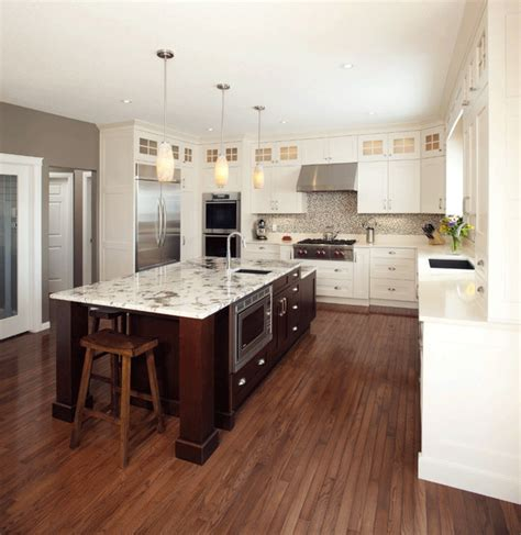 kitchens with white cabinets antique white transitional style kitchen modern 8798