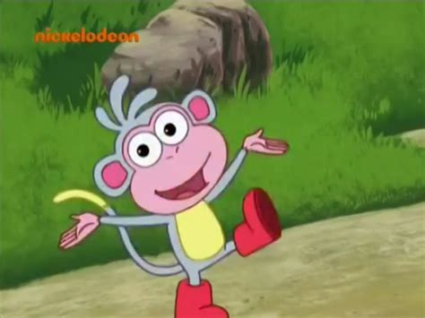 Boots The Monkey (character Voice