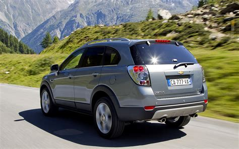 Chevrolet Captiva Wallpaper by Chevrolet Captiva 2011 Wallpapers And Hd Images Car Pixel