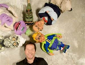 Jeff Dunham and puppets by MDzZz on DeviantArt