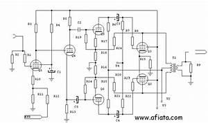 400 Watts Full Power Transistor Audio Amplifier Circuit
