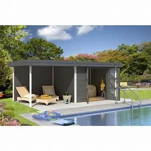 Abri De Jardin Toit Plat Pas Cher : abri jardin bois chatel5 toit plat pas cher prix auchan ~ Mglfilm.com Idées de Décoration